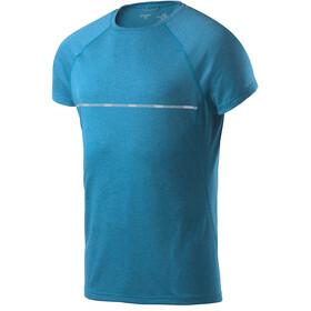 Houdini Fast Track Message T-paita Miehet, hulls blue